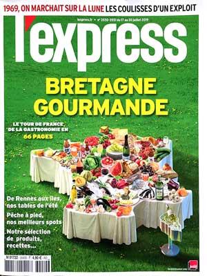 L'Express 2019